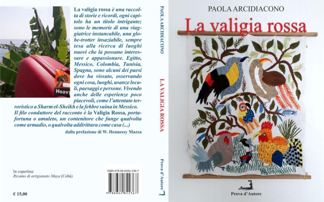 """Come acquistare """"La valigia rossa"""" di Paola Arcidiacono"""
